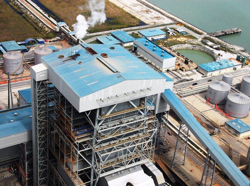 Manjung 5 Power Plant