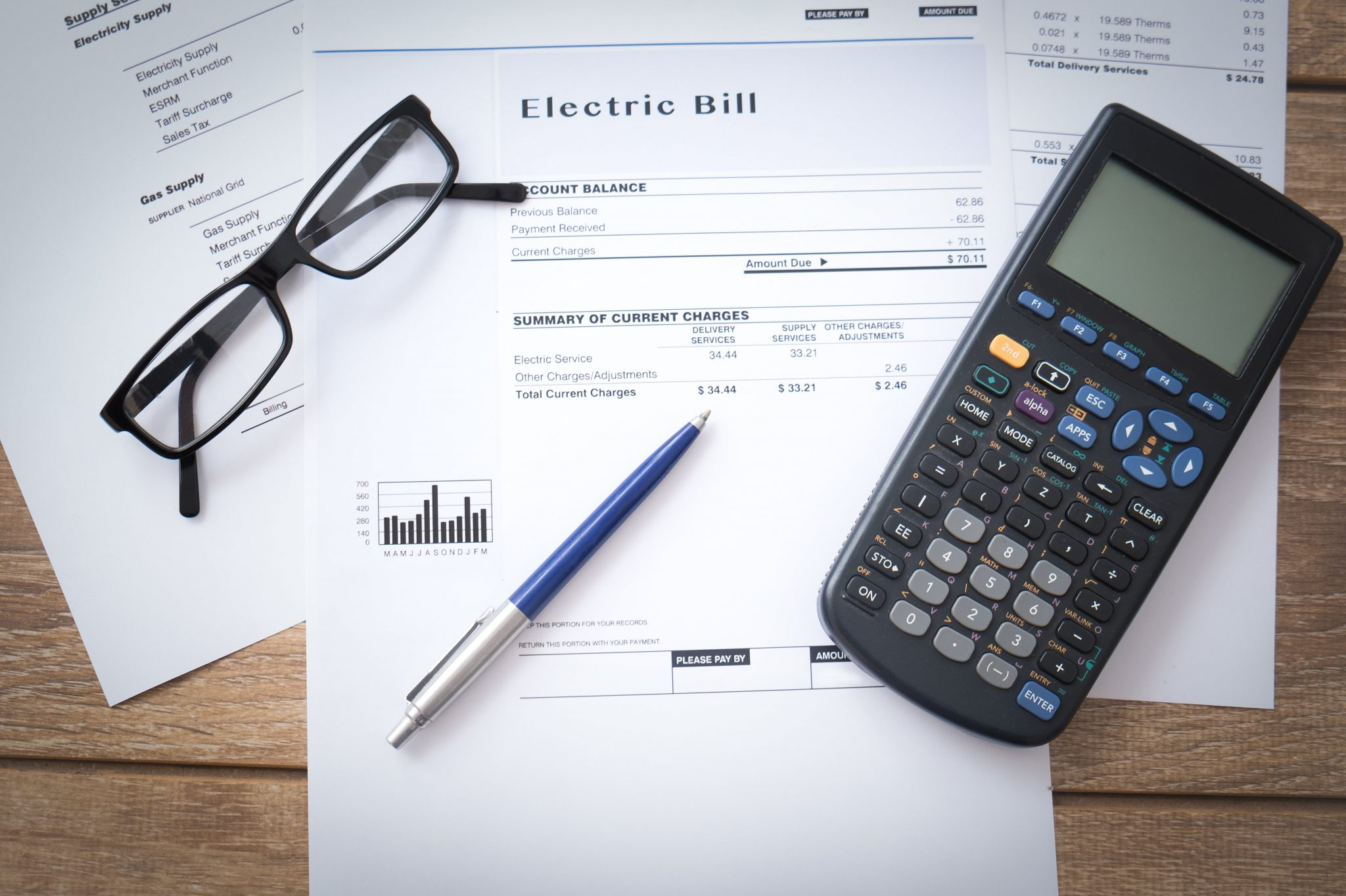 Electricity tariff automatic cost-adjustment
