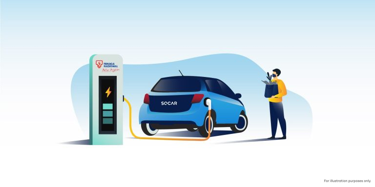 SOCAR and TNB's latest partnership will allow more Malaysians to drive Electric Vehicles